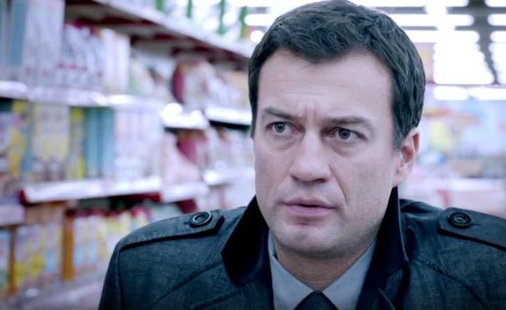 Андрей Чернышов актер