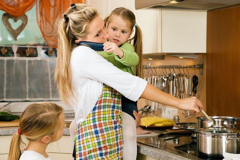 5 проблем домохозяек, или должна ли работать женщина