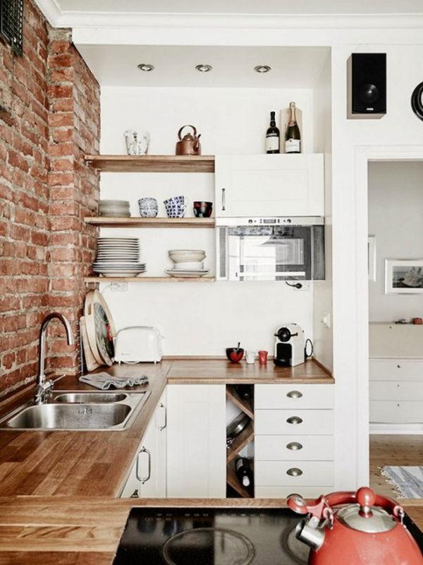 Дизайн своими руками для маленькой кухни фото 99