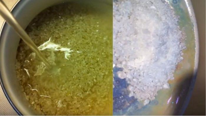 Губадия с рисом, яйцом и изюмом – кулинарный рецепт