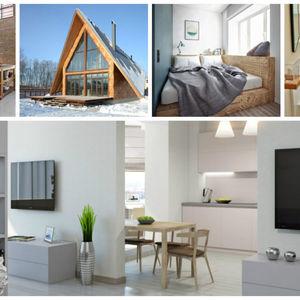 Крутые дизайны квартир