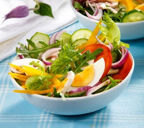 знакомство с семенами овощей