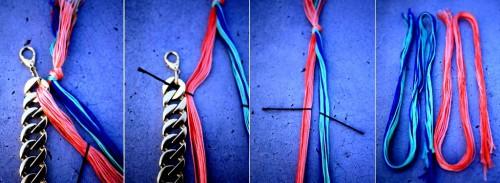 Поделки браслеты из ниток своими руками