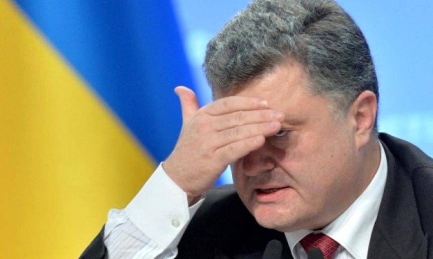 В какой момент порошенко пошел против народа