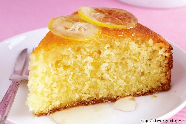 рецепты выпечка из лимона