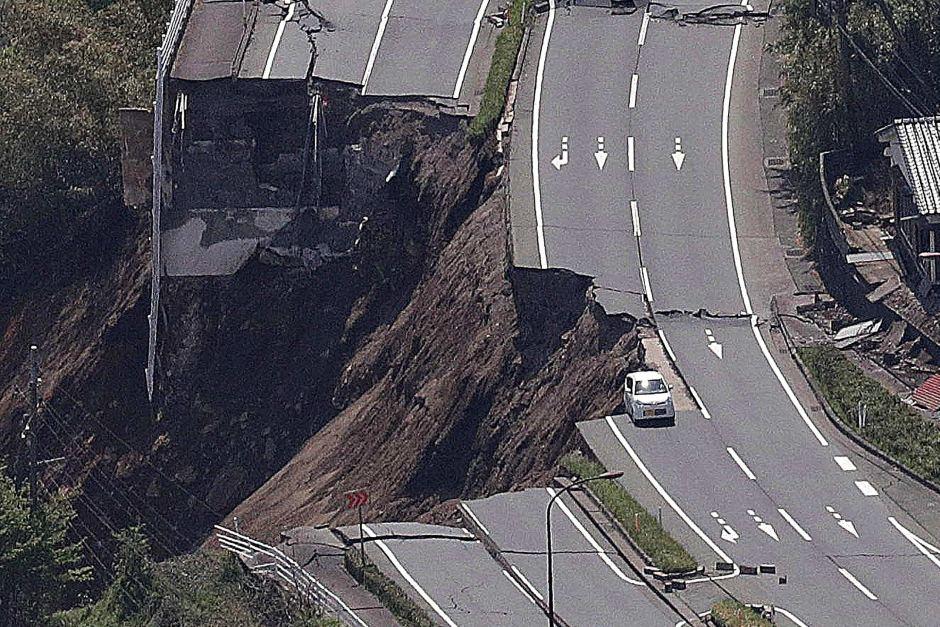 earthquake devastation based on population