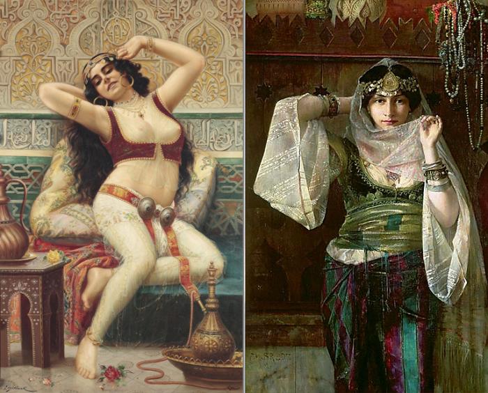Восточная истоория о сексе