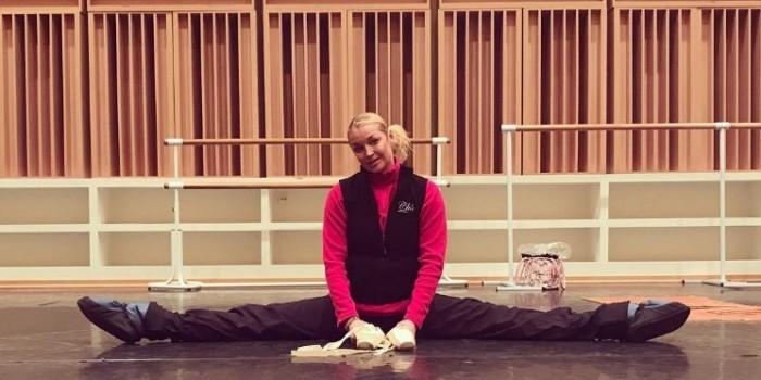 не бритые балерины