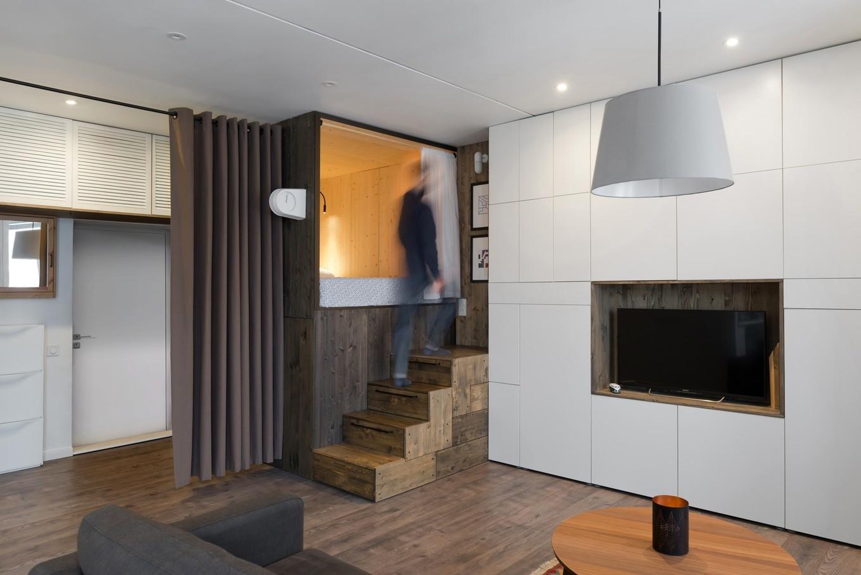 Дизайн квартиры 35 кв.м