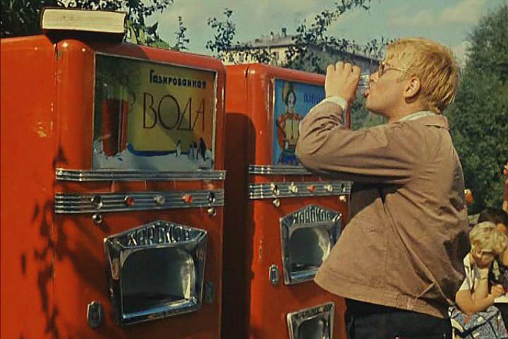 Автоматы по продаже воды от Ватервенд