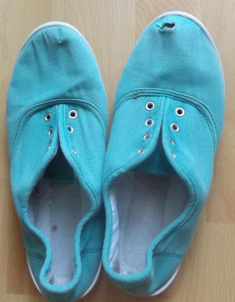 cdff8c42f0d1 Отчего же я не знала этого раньше! Теперь с поношенной обувью ...