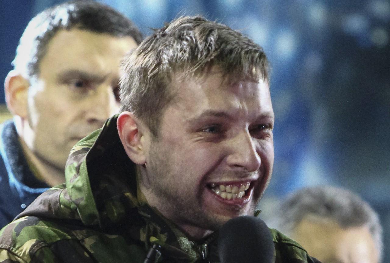 Грузинский снайпер назвал имена причастных к убийствам на майдане