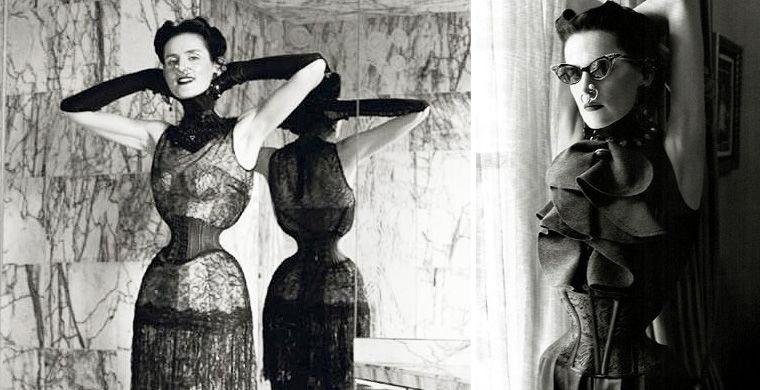 a513fe4b14a3 Корсет, в отличие от многих модных аксессуаров, жил веками и всегда вызывал  возмущение феминисток, требовавших свобод женщине, а также ее телу.