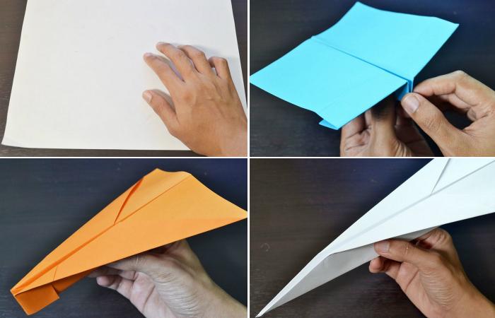 Как сделать бумажный большой 941
