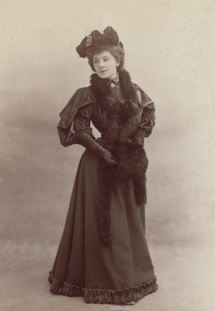 Платья которые носили в 19 веке