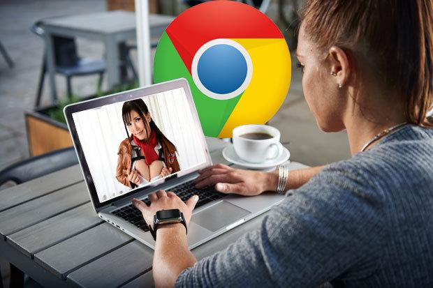 Chrome порно