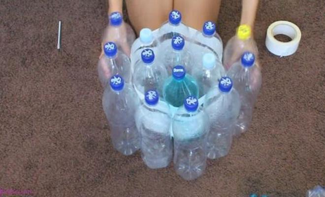 фото что можно сделать из пластиковых бутылок