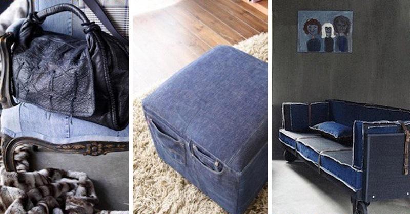 54bb870cfb2a Хоть бери и никогда не выбрасывай старые джинсы! 30 эксклюзивных идей.