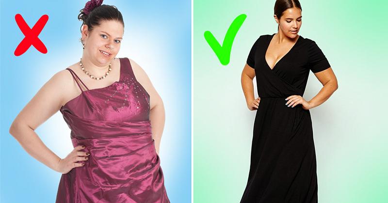 b4c9c21f449 6 правил выбора платья для полных девушек. Советы от модного стилиста!