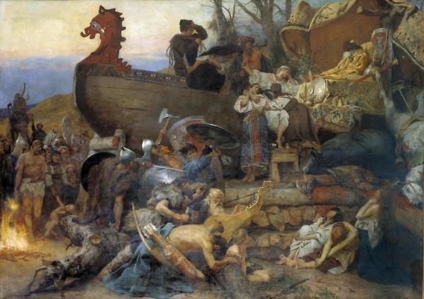 Секс рабыни в древней руси