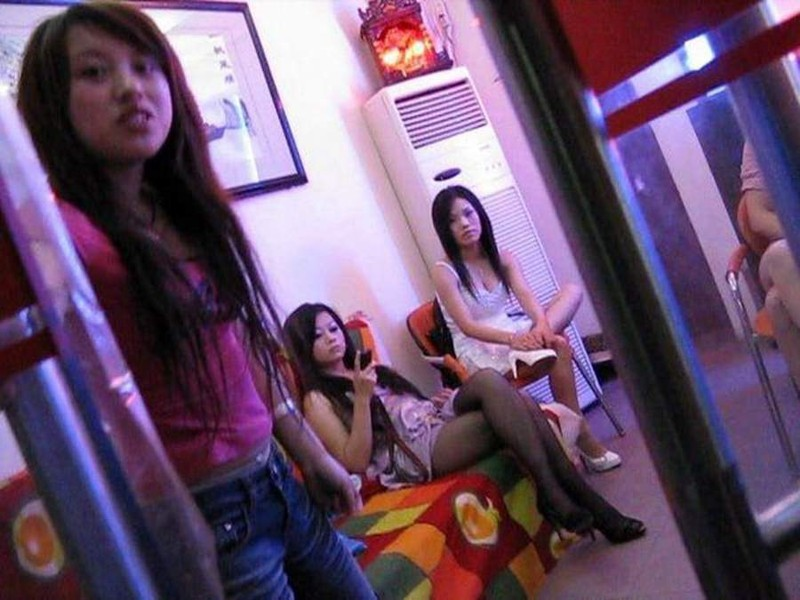 проститутки в. китае
