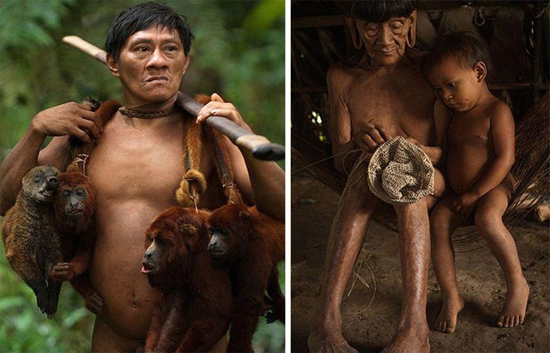 Секс в первобытных племен и народов