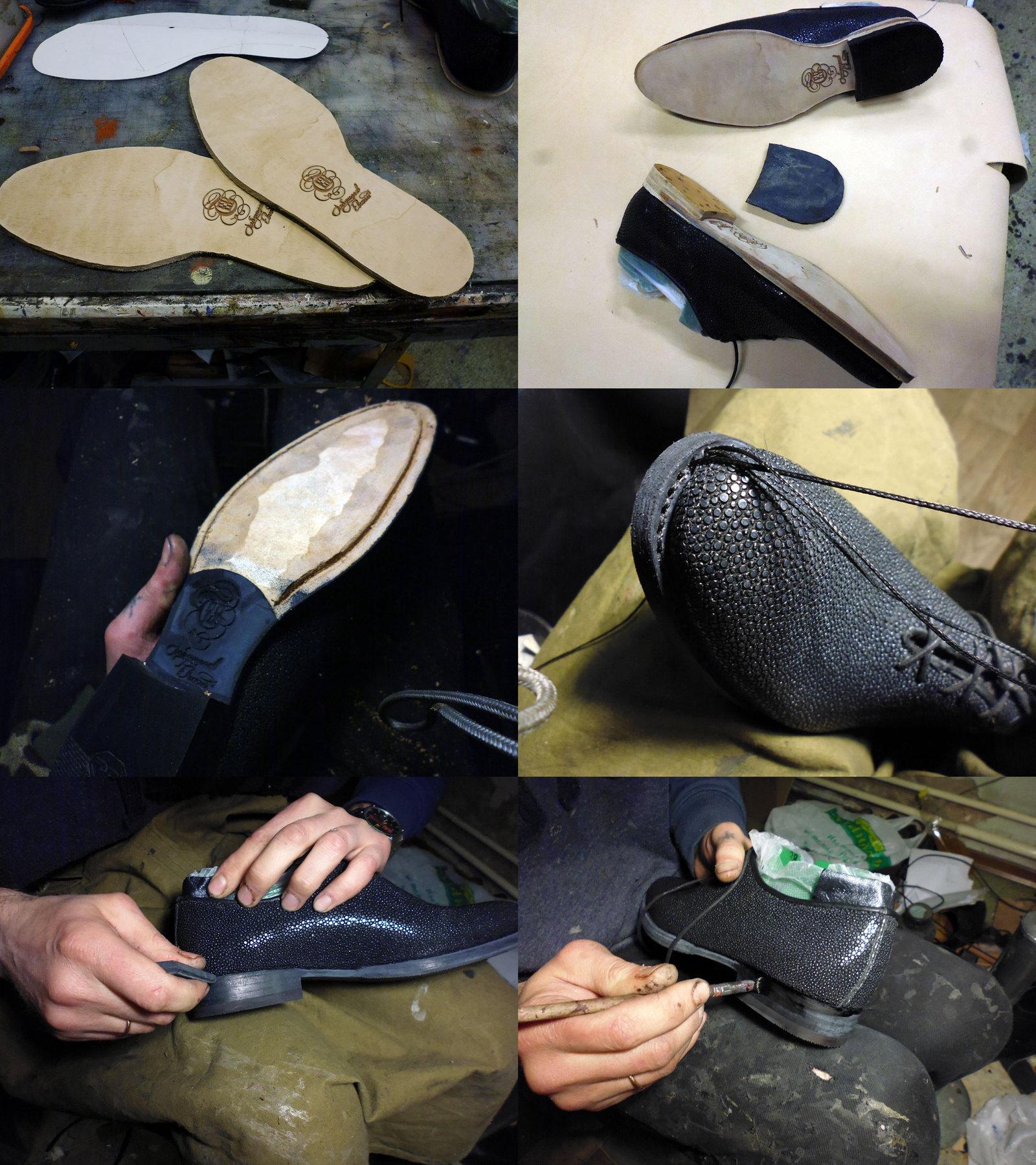 Обувь ручной работы своими руками 12