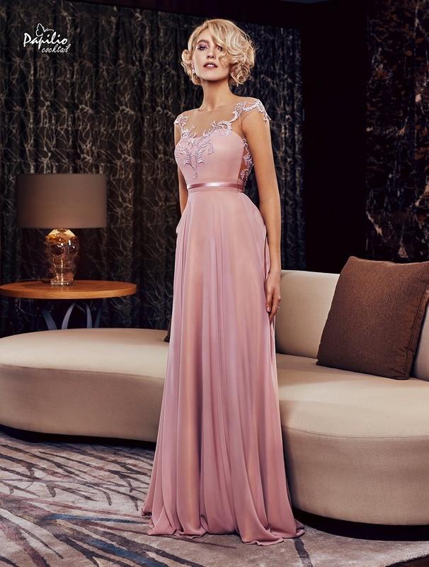 Модные летние вечерние платья 2017-2018