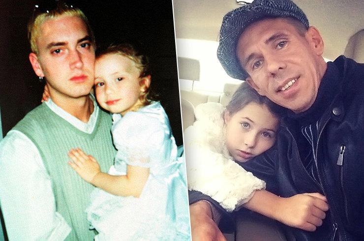 Дети с отцом после развода