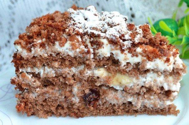 Очень вкусные торты рецепты