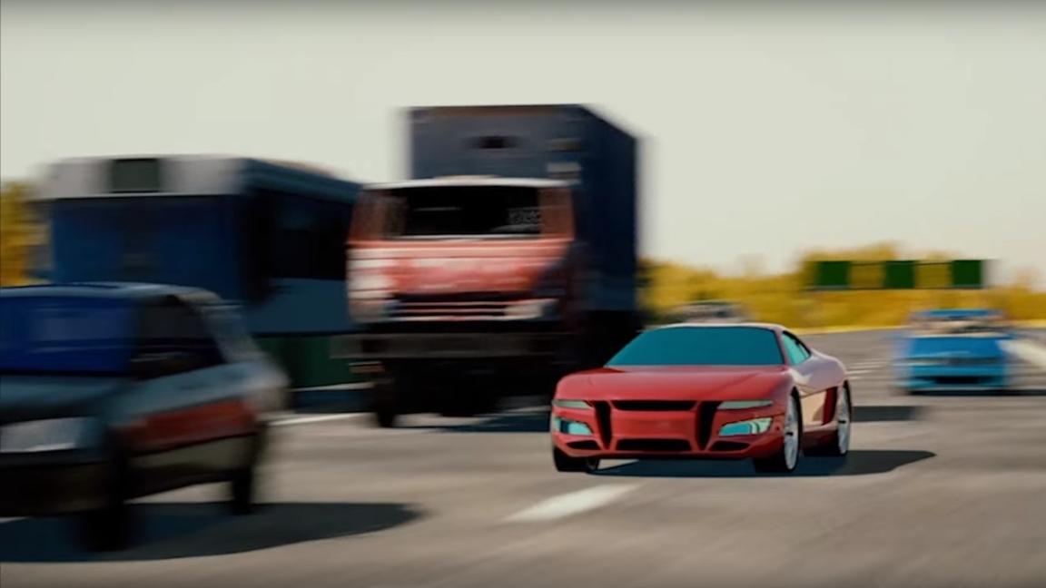 То есть тошнить ниже разрешенной скорости в левом ряду не считается опасным вождением.