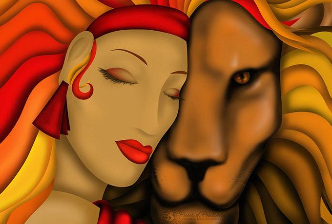 Лев должен быть первым у вас в сексе