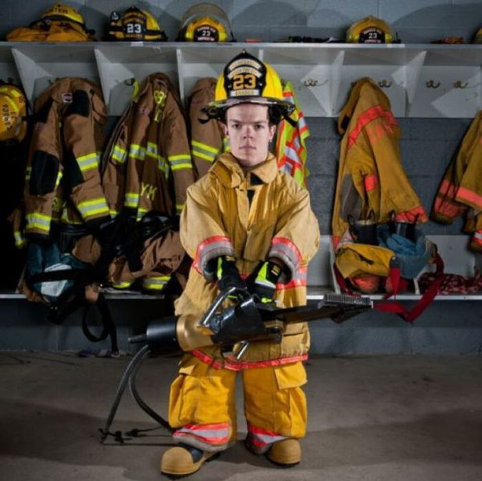 прикольные фото с пожарными распечатанные струйном