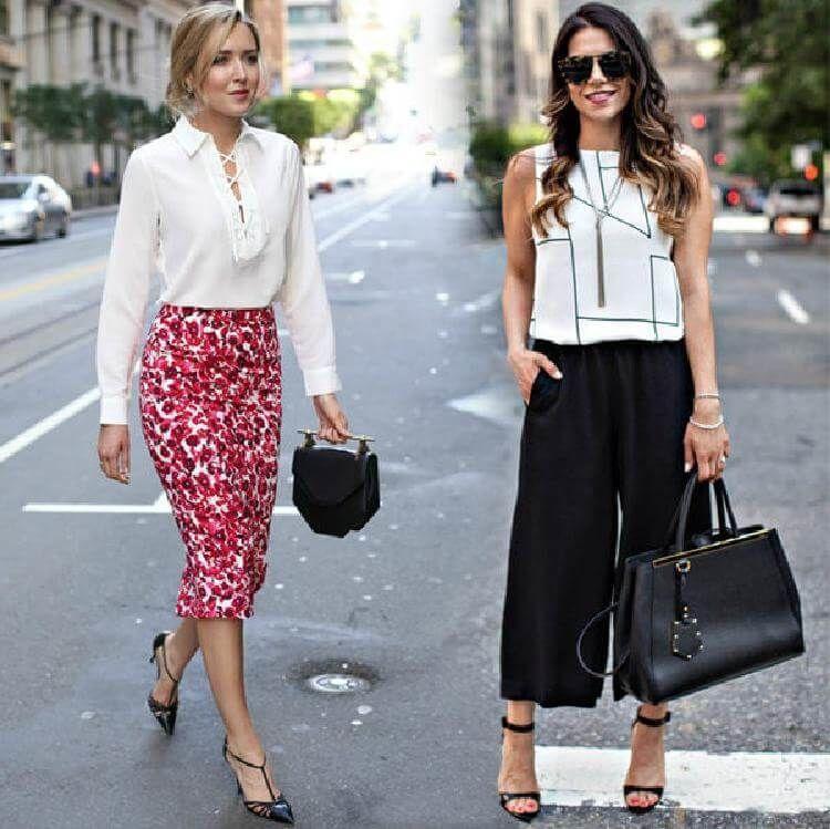 9b9174bdf377b Как красиво одеться на работу летом: 9 стильных идей