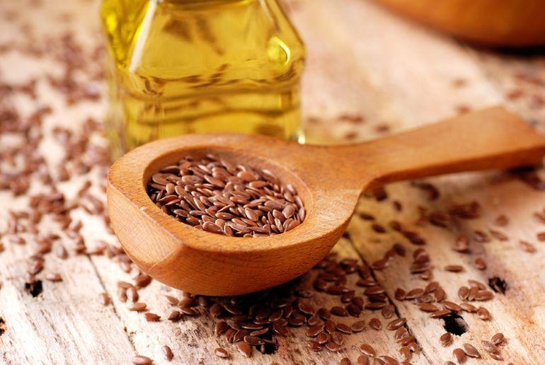 какие болезни лечат льняным маслом