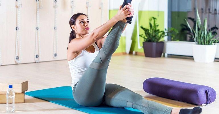 упражнения для похудения женщинам после 40