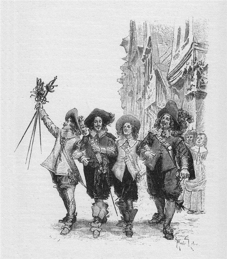 a summary of the three musketeers by alexandre dumas and auguste maquet Overall summary the three musketeers is a marvelous journey and should be appreciated foremost for its engaging story the techniques dumas employed to such success in 1840-- particularly his mastery of the form of the romance--still work today.