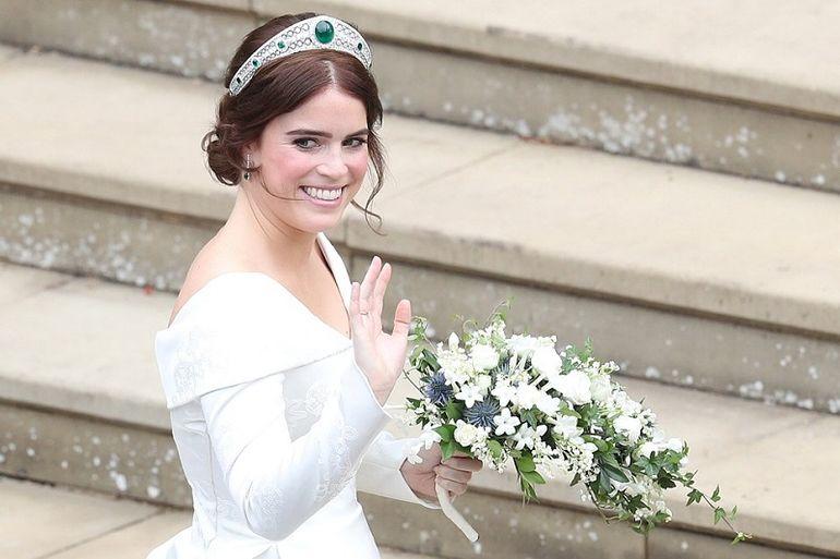 Свадебный макияж принцессы