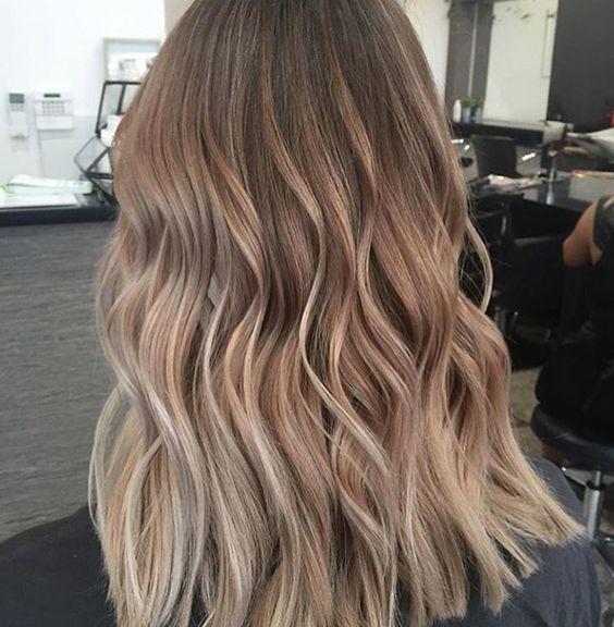 Окрашивание волос натуральными средствами цвет каштановый