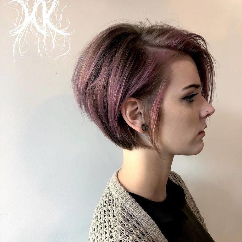 Модные женские стрижки тонких волос