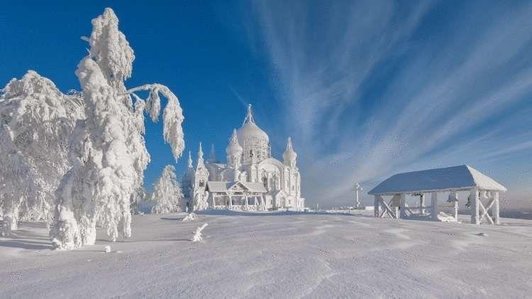 10+ потрясающих фото, которые показывают зиму во всей красе