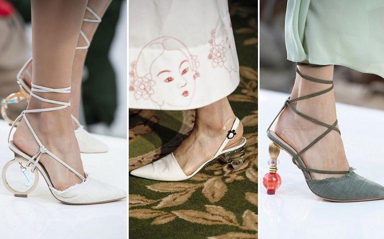 С такой игривой деталью даже самая лаконичная и невзрачная пара туфель  становится настоящим произведением искусства и предметом всеобщего восторга. a8ebfed95f877