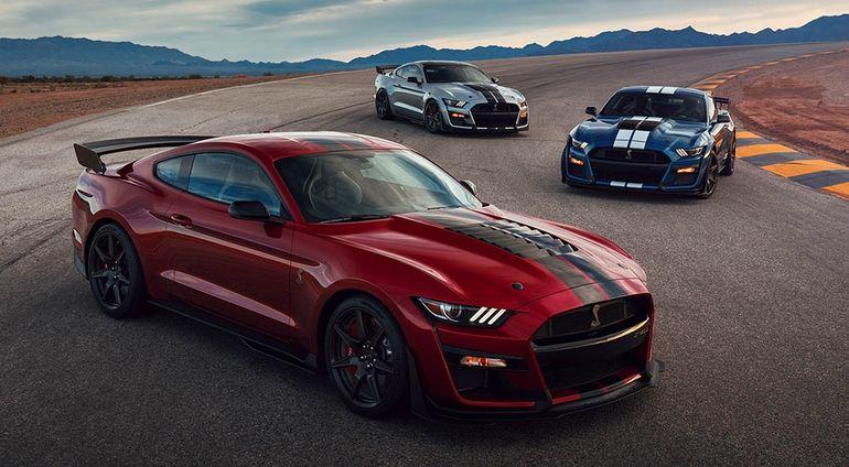 Ford mustang 2019 года - КалендарьГода картинки