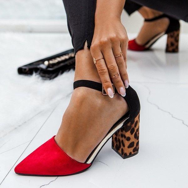 9521765b Завязки и переплеты. Любимыми для многих девушек станет изящная обувь весна-лето  2019 ...