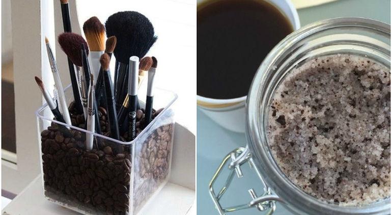 Как можно использовать кофе в зернах и кофейную гущу. 15 ...