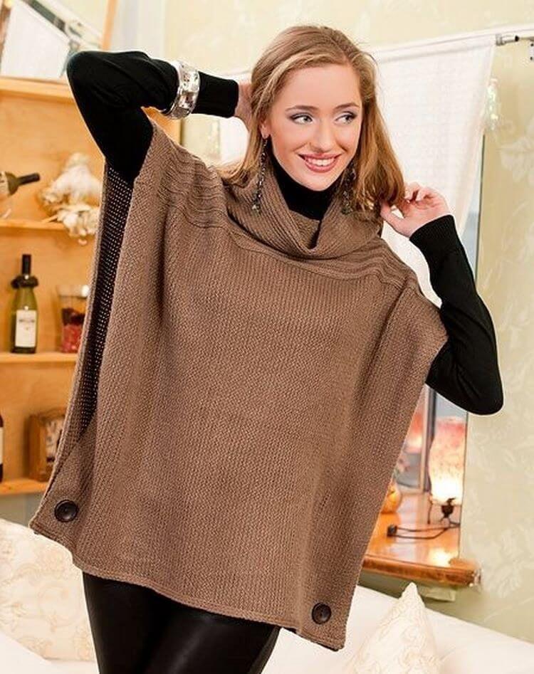пошив теплого пуловера мк с фото работающему