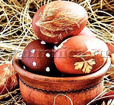 Как красиво и оригинально раскрасить яйца на Пасху своими ...