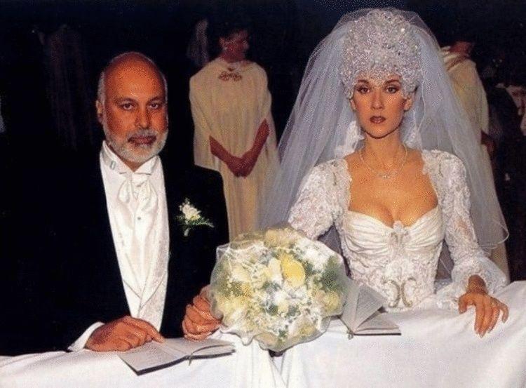 2382bfde90e928a Самые нелепые и экстравагантные свадебные наряды знаменитостей