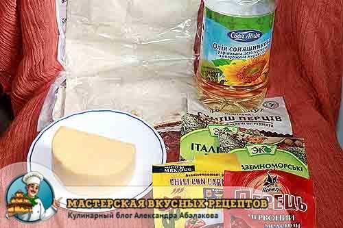Чипсы из лаваша в духовке - рецепт пошаговый с фото