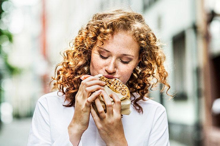 7 пищевых привычек, которые помогут сбросить вес